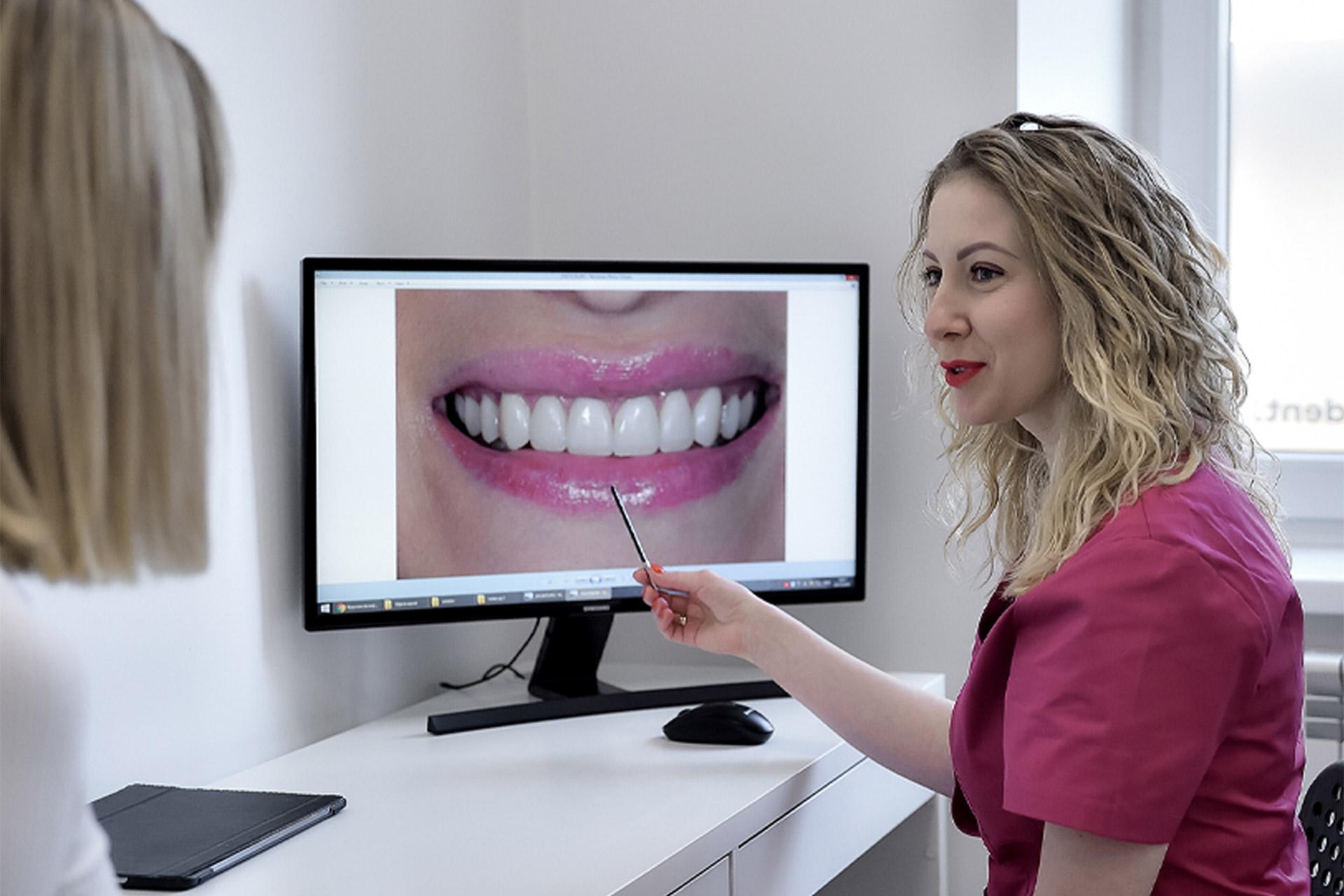 wstawianie zęba