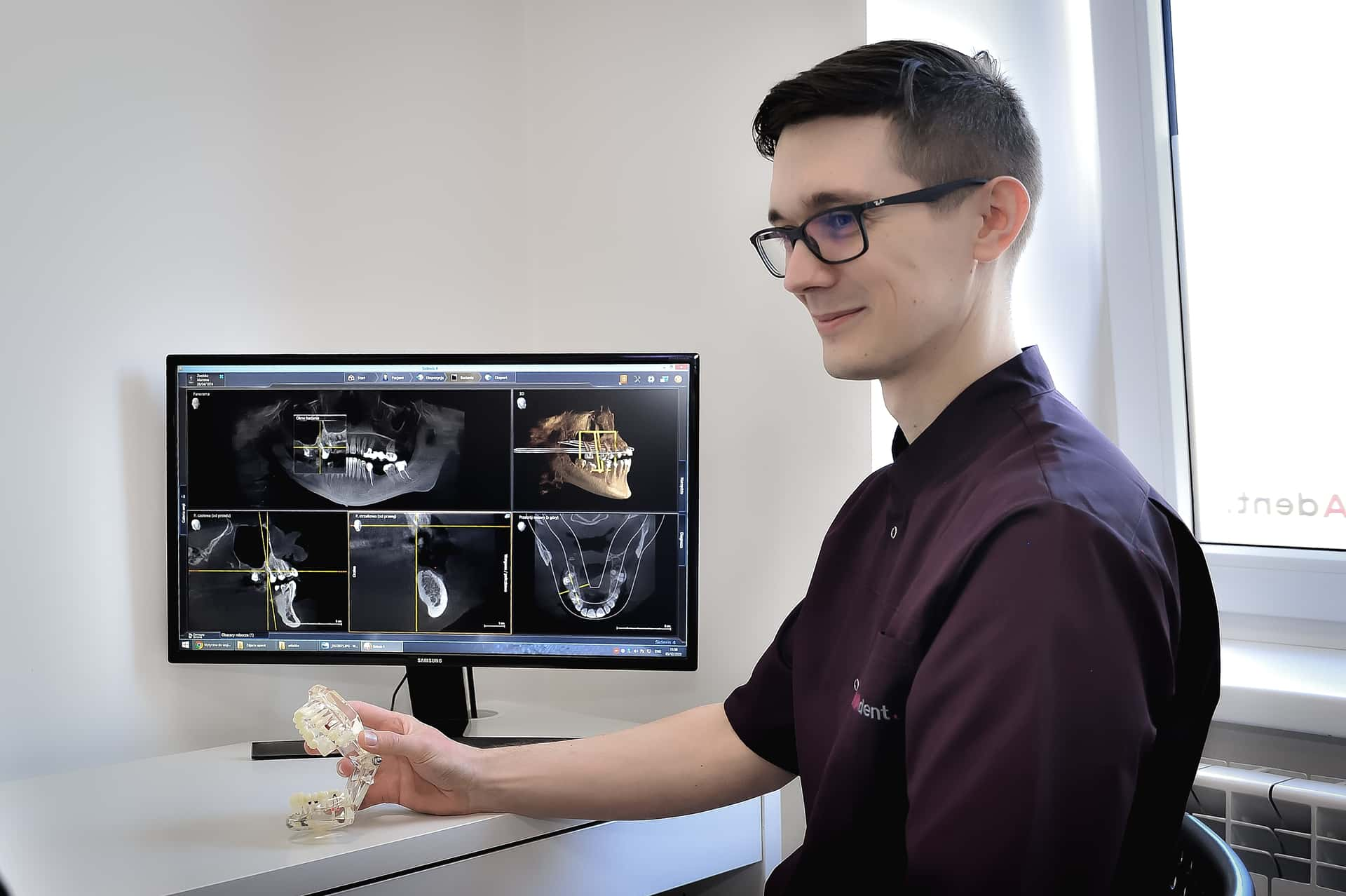 Protezy zębów Jarosław